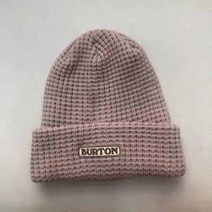 Burton beanie, light pink